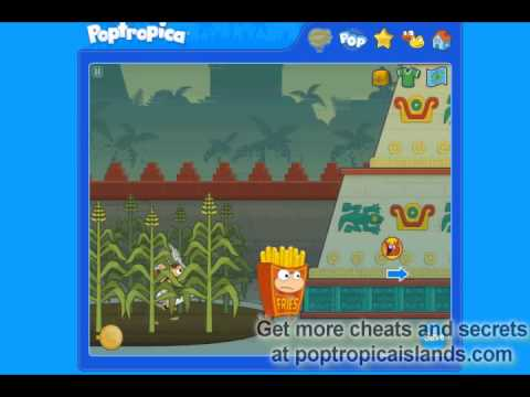 Poptropica Time Tangled Island Walkthrough Part 1