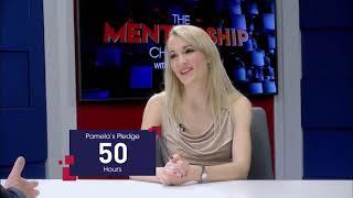 Mentorship Challenge with Marc Wainer hosts Pamela Niemand and Lira - ABNDIGITAL
