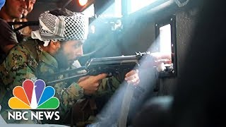 U.S.-Backed Fighters Claim Victory Over ISIS In Raqqa | NBC News - NBCNEWS