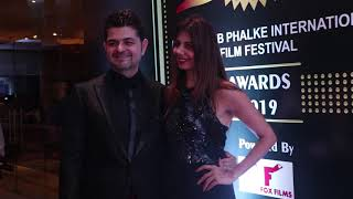 Red Carpet of Dadasaheb Phalke International Film Festival Awards  Part 3 - HUNGAMA