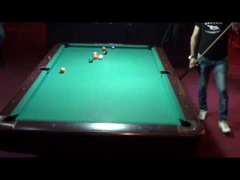 Ralph vs Elvin (Baku Pool League 2014)
