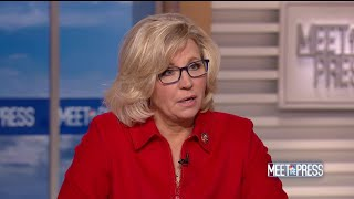 Full Liz Cheney: 'What The President Has Put Forward Is Not Amnesty' | Meet The Press| NBC News - NBCNEWS