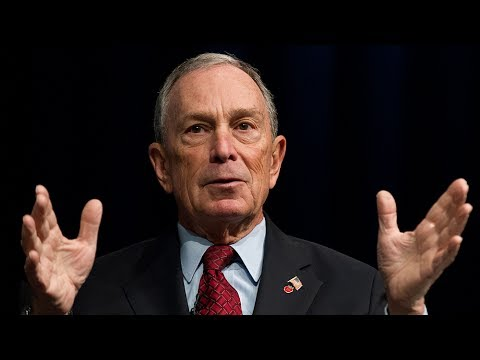 Bloomberg Organizes Big Money To Challenge The NRA