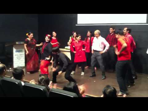 Retro Theme Dance (HD) - 107 LLP