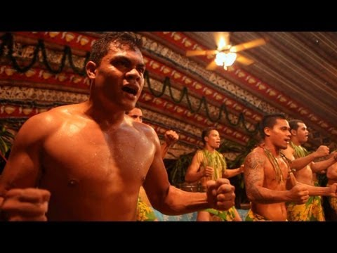 Aggie Greys Fia Fia Cultural Night Samoa 2013, Travel Video Guide