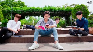 【EP46】4min Stretching in School & Library