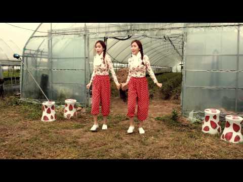 [Strawberry Milk] 크레용팝 유닛-딸기우유 'OK(오케이)' 안무영상(Choreography)