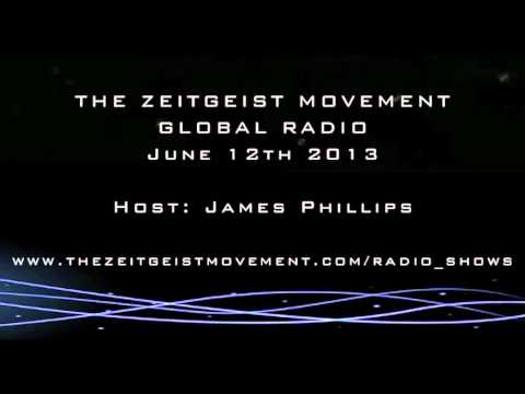 TZM Global Radio June 12th 2013, Host James Phillips