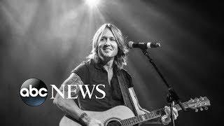 Keith Urban on speaking through the 'incredible language of music': Part 1 - ABCNEWS