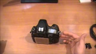 Nikon D810. Обзор и распаковка камеры, Full Frame (полный формат) от Nikon