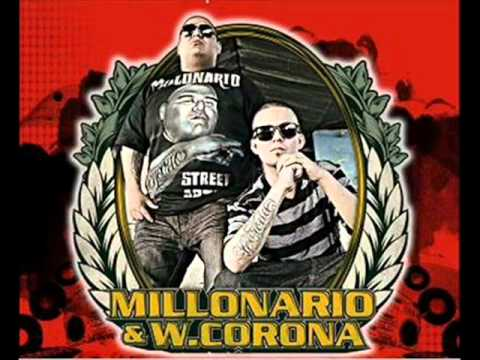 AQUI VOU YOU   millonario & w. corona (CD 2012)