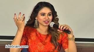 heroine Jayathi pressmeet abt Lacchi movie - IDLEBRAINLIVE