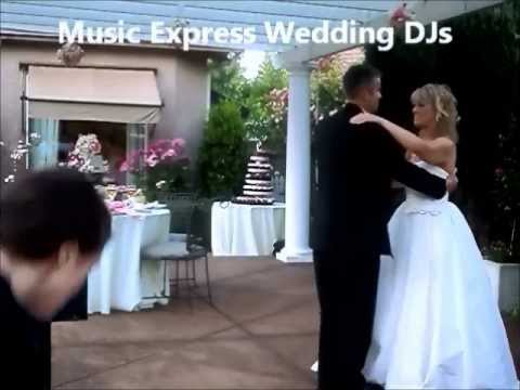 Fresno Wedding DJ -MUSIC EXPRESS- Monterey -SLO- Visalia -Lodi- Bay Area -let's the music play!