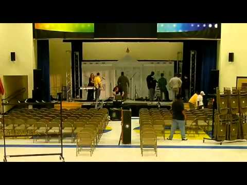 Freedom House Church Time Lapse