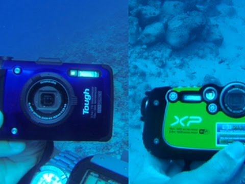 Underwater Digital Camera Review