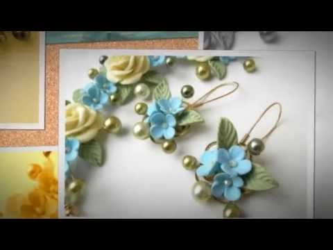 Handmade jewelry - Flowers