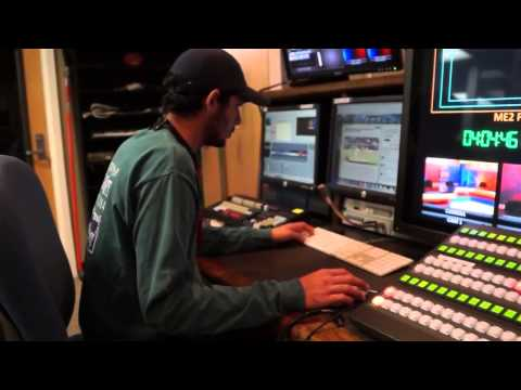 Ole Miss NewsWatch Behind The Scenes