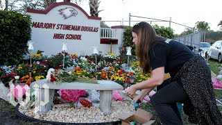 Parkland parents discuss gun control on shooting anniversary - WASHINGTONPOST