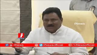 AP Minister Chinna Rajappa Strong Counter To YS Jagan Over Comments On Police | iNews - INEWS