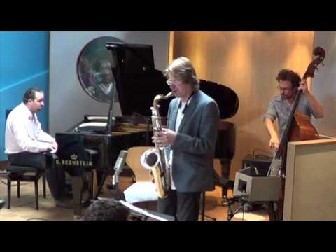 Sound Studio N - Jazz - Sebastian Gahler Trio feat. Paul Heller - Concert & Liverecording