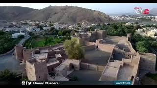 مشاهد من عمان | حصن بيت المراح بولاية #ينقل