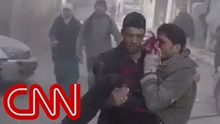 250 deaths in two days in Syria's Eastern Ghouta - CNN