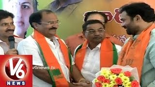 BJP's National Leaders to Attend Meet at Nizam College to Celebrate Telangana - V6NEWSTELUGU