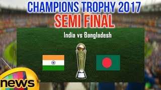 ICC Champions Trophy 2017  India vs Bangladesh | Semi Final | Preview | Virat Kohli | MS Dhoni - MANGONEWS