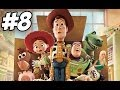 Toy Story 3: The Video Game Walkthrough | Part 8 (Xbox360/PS3/PC/Wii)
