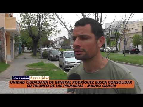 Unidad Ciudadana de General Rodríguez busca consolidar su triunfo en las primarias
