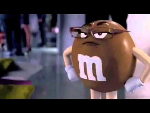 M&M Funny Super Bowl Commercial 2012 ! MUST WATCH