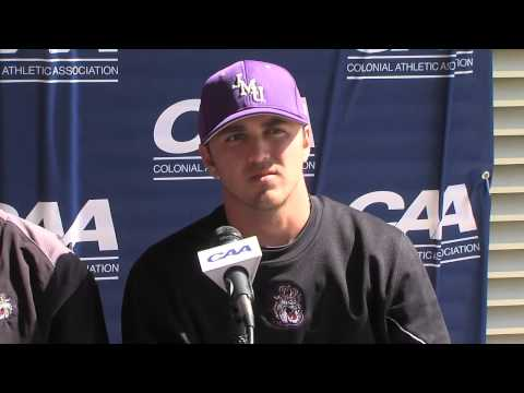 2013 Baseball #CAAChamps Game 6 Postgame Press Conference -- James Madison