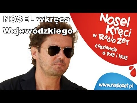 Kamil Nosel próbuje wkręcić Kubę Wojewódzkiego.