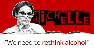 Michelle Dewberry thinks we have a bad relationship with alcohol - SKYNEWS