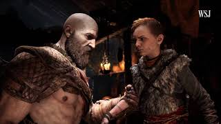 Hack 'n' Slash Meets Parenting in Sony's 'God of War' Reboot - WSJDIGITALNETWORK