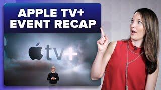 Apple TV event recap in 8 minutes - CNETTV