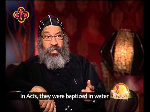 الحلقة التاسعة من برنامج بستان العقيدة - المعمودية ج1