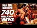 Main Tera Boyfriend Song  Raabta  Arijit Singh  Neha Kakkar  Sushant Singh Rajput, Kriti Sanon.
