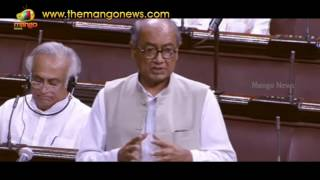 Congress MP Digvijaya Singh Speaks On The Issue of Farmers' Problems And Agrarian Crisis | MangoNews - MANGONEWS