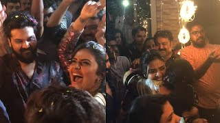 Sreemukhi Mass Dance After Came Out From Bigg Boss House | Bigg Boss Telugu 3 Grand Finale - RAJSHRITELUGU