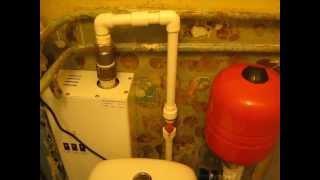 Альтернативное электрическое отопление 3 клв. Часть 1.