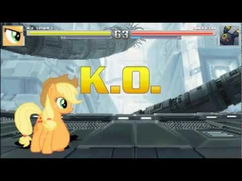 AJ vore (AI) vs. Umbreon (AI)