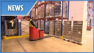 Brexit sparks race for warehouse space - THESUNNEWSPAPER