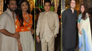 Exclusive Video: Shilpa Shetty's Diwali Party - IANSINDIA