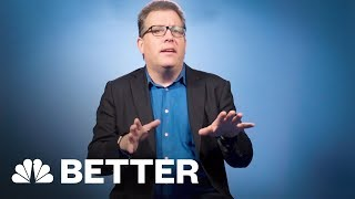 Peter Shankman: What I Learned From Living With A Faster Brain | Better | NBC News - NBCNEWS