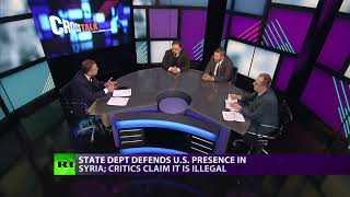 CrossTalk: Bullhorns Disambiguate (Extended Version) - RUSSIATODAY