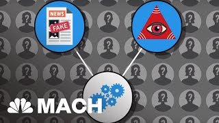 Why YouTube Boosted Conspiracy Theory Videos In The Wake Of The Parkland Shooting | Mach | NBC News - NBCNEWS
