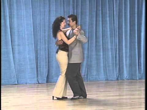 Argentine Tango Milonguero Style (Close Embrace) Volume II - Ballroom Dance DVD