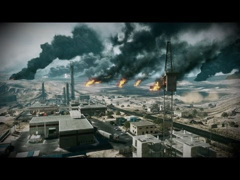 Battlefield 3 - Multiplayer Gameplay Trailer