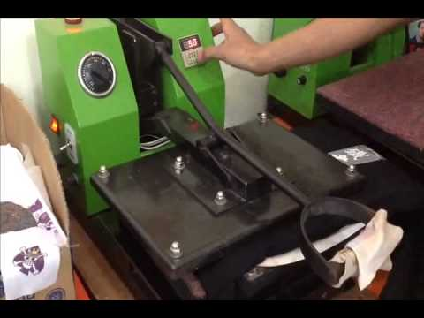 Cara Sablon Kaos Digital Menggunakan Mesin Cutting Sticker